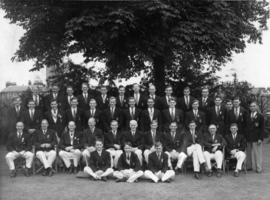 Great Britain rowing team, 1948 Olympics