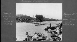 Kingston 1923 - Thames winning from Anglia and Ibis