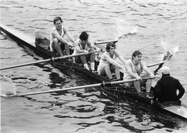 Unknown coxed four
