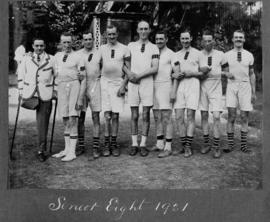 Senior eight 1921