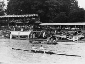 Centenary Double Sculls