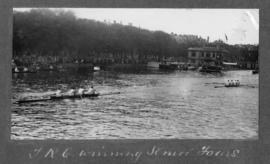 Amsterdam 1923 - TRC winning senior fours